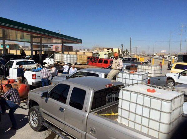 Photo of Hasta 600 gasolineras con problemas de abasto