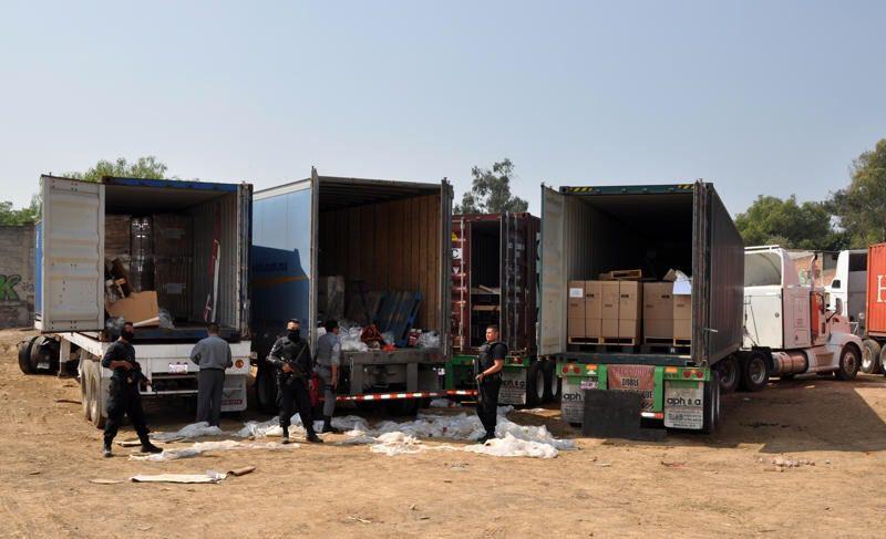 Photo of Puebla y Estado de México, con mayor número de robos al transporte de carga