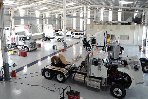 Photo of Planta de Daimler en Saltillo casi lista