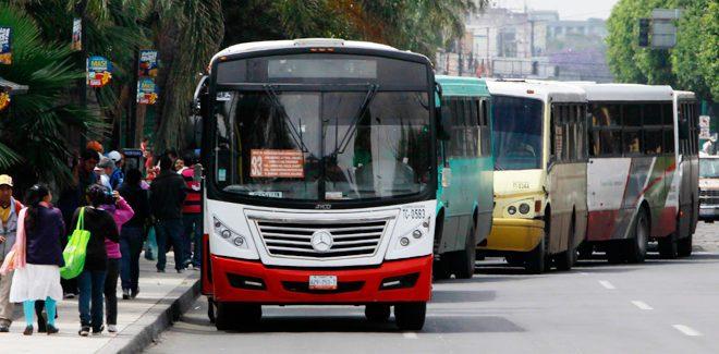 Botones de p nico en transporte p blico de quer taro for Oficina transporte publico