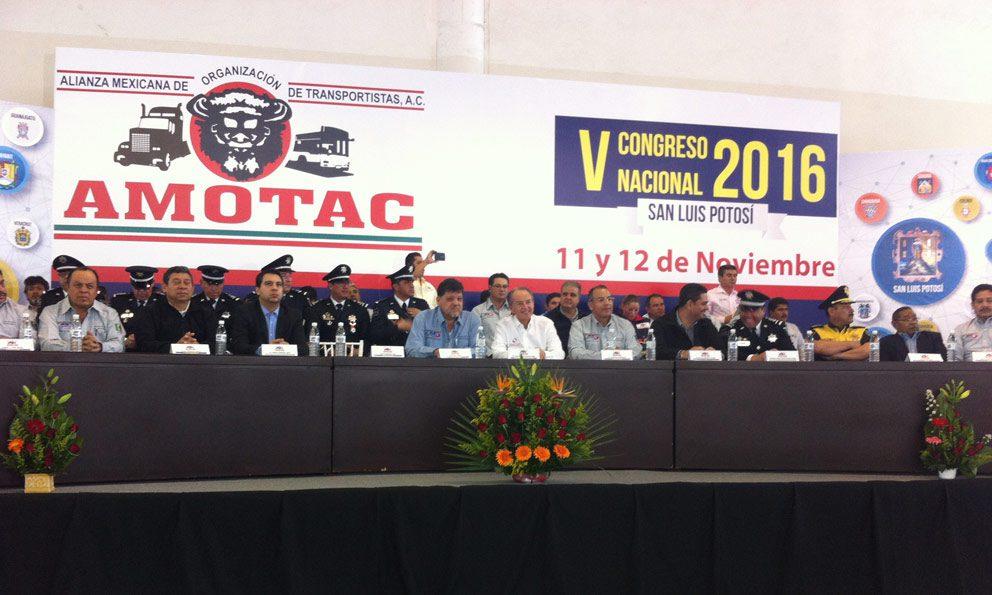 Photo of Inauguran el V Congreso Nacional de Transportistas de Amotac
