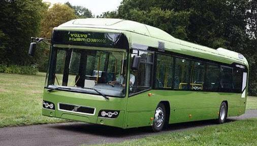 Photo of Volvo quiere renovar el transporte público de la CDMX