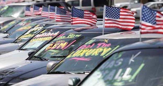 Siguen Cayendo Las Ventas De Autos En Estados Unidos Transporte Mx