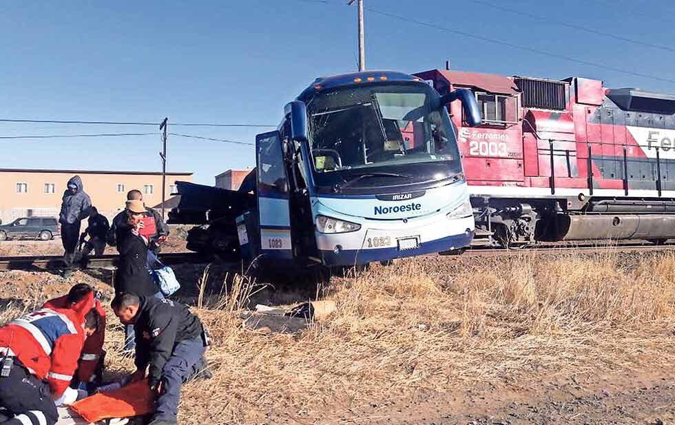 Photo of Choca autobús contra el Chepe