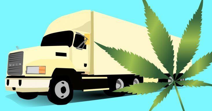 Photo of ¿Cómo se transporta la marihuana legal en Estados Unidos?