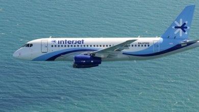 Photo of Interjet cancela vuelos internacionales a partir de este martes